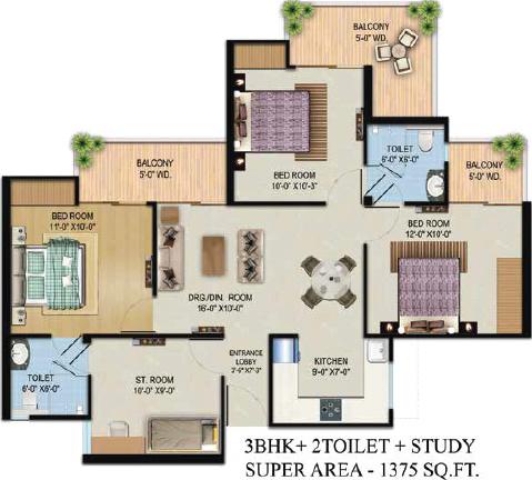 vilaasa Floor Plan Floor Plan