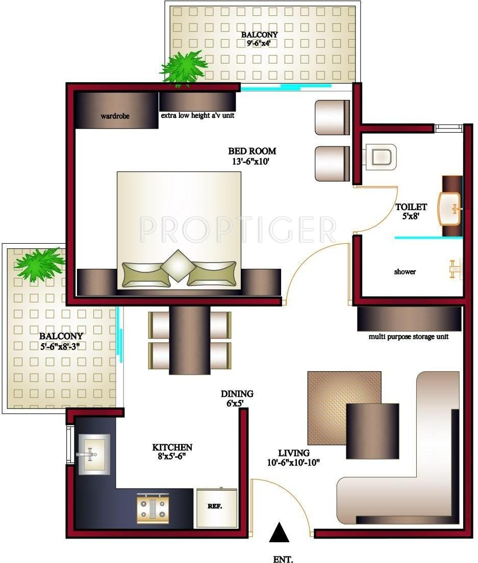 650 Sq Ft House Plans In Kerala