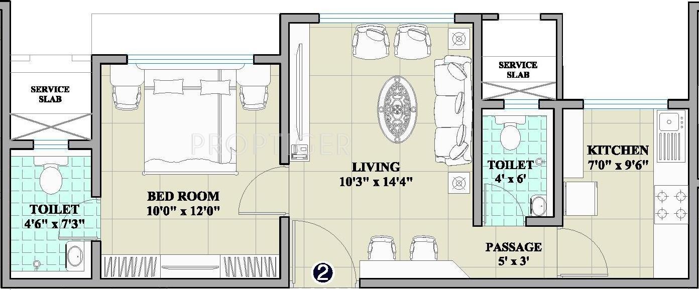 Nirmal panaroma in mulund west mumbai price location for 675 sq ft floor plan