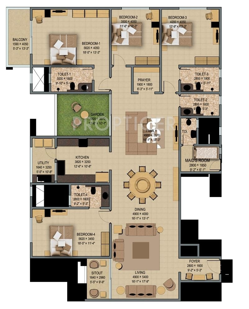 Dlf New Town Heights Floor Plan Remarkable New in raleigh kitchen cabinets Home Decorating