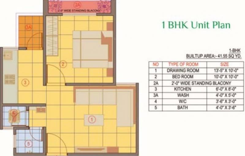 lotus-residency-2 Floor Plan Floor Plan