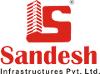 Images for Logo of Sandesh Infrastructure