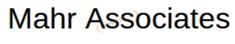 Mahr Associates