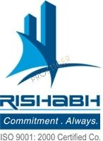 Images for Logo of Rishabh Buildcon