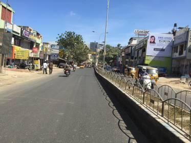 Valasaravakkam-road
